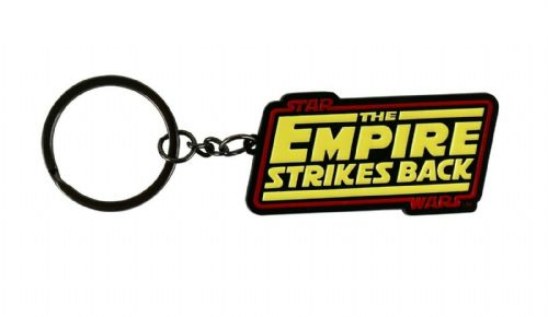 Star Wars The Empire Strikes Back Keyring Metal Keychain Fob